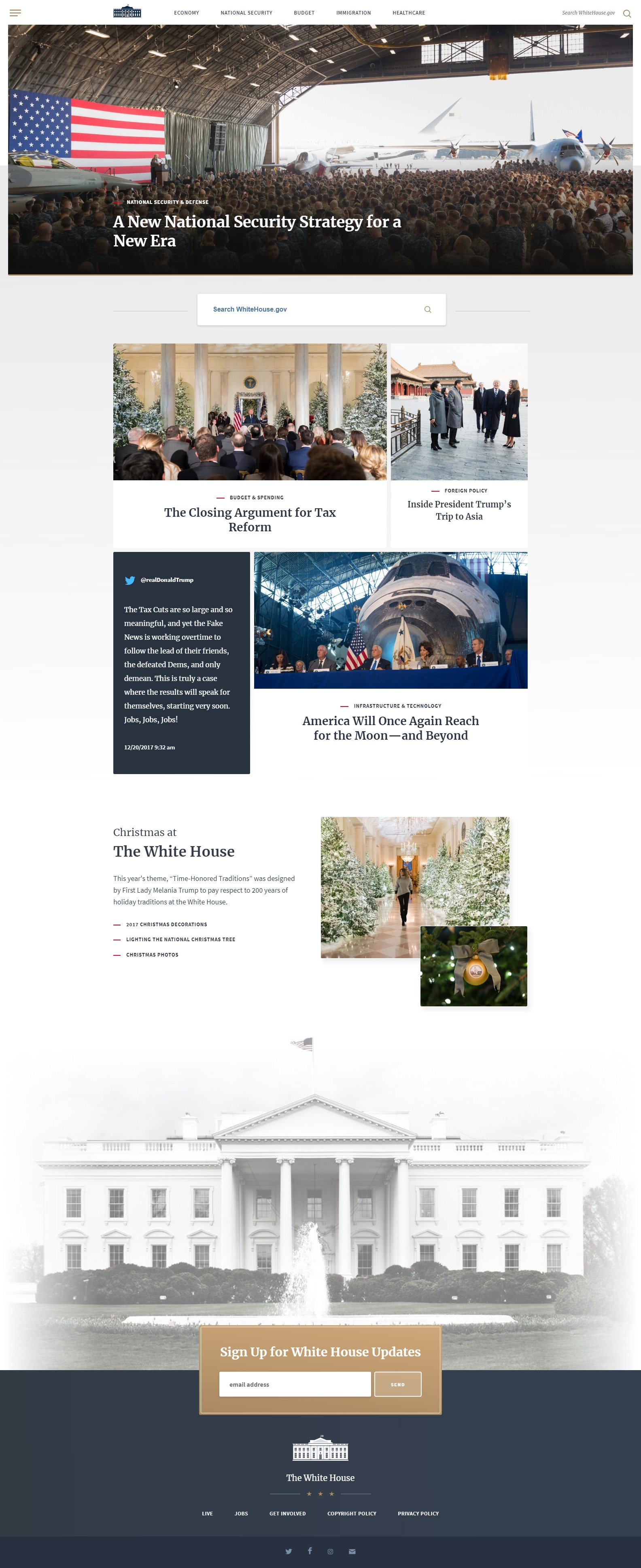 WordPress Maison Blanche